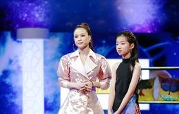 Cô  bé 13 tuổi nuôi khát vọng cạnh tranh trực tiếp Hoa hậu Ngọc Hân