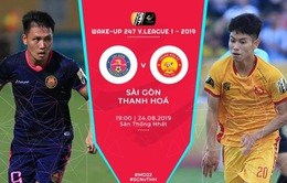 CLB Sài Gòn 2-0 CLB Thanh Hóa: 3 điểm xứng đáng