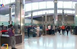 Anh: Ứng dụng công nghệ 3D kiểm tra hành lý tại sân bay