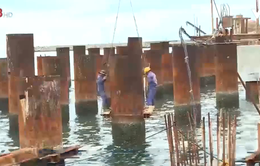 Hà Tĩnh: Dự án cầu cảng số 4 chậm tiến độ