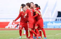 Ngược dòng thắng Philippines, ĐT nữ Việt Nam vào chung kết giải bóng đá nữ Đông Nam Á 2019