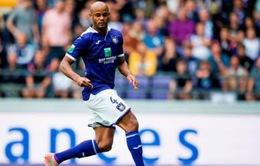 HLV Kompany bị Anderlecht sa thải sau 4 trận đấu