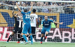 VIDEO Highlights: Parma 0-1 Juventus (Vòng 1 Serie A)