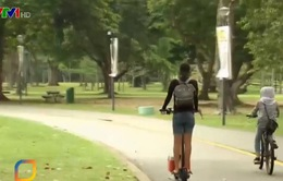 Singapore siết chặt quy định an toàn với xe scooter điện