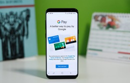 Google Pay cập nhật chế độ nền tối cho người dùng Android