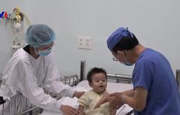 Ghép tạng cho trẻ em khó khăn do khan hiếm nguồn tạng hiến tặng