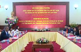 Hội đàm Tòa án tối cao Việt Nam và Tòa án tối cao Cuba