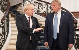 Mỹ hướng tới thỏa thuận thương mại với Anh hậu Brexit