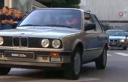 Triệu hồi xe BMW vì lỗi hệ thống điện