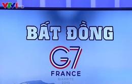 Ít đồng thuận, nhiều bất đồng tại Hội nghị thượng đỉnh G7