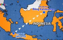 Indonesia chuyển thủ đô về tỉnh Đông Kalimantan
