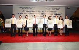 """Phát hành bộ lịch """"Bác Hồ sống mãi với non sông Việt Nam"""""""
