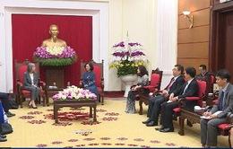 ILO sẽ tiếp tục hỗ trợ Việt Nam về chính sách lao động