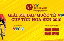Giải xe đạp Quốc tế VTV Cúp Tôn Hoa Sen 2019: Danh sách 12 đội tham dự