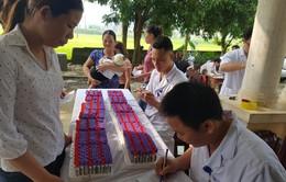 Khám sàng lọc Thalasemia miễn phí cho người dân tại Tuyên Quang