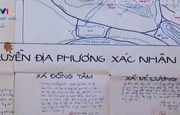 Sân bay Miếu Môn ở xã Đồng Tâm (Hà Nội) là đất quốc phòng