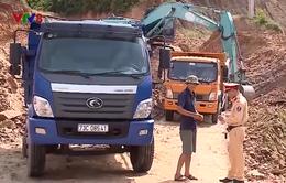 Quảng Bình: Tổng kiểm soát xe khách, xe tải nội tỉnh