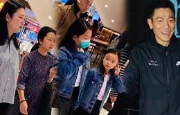 Lưu Đức Hoa ngày càng dành nhiều thời gian hơn cho gia đình
