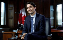 Thủ tướng Canada chạy bộ bên lề Hội nghị G7