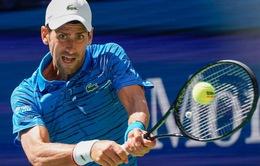 Mỹ mở rộng 2019: Novak Djokovic dễ dàng vào vòng 2