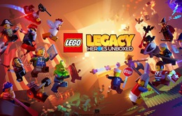 LEGO Legacy: Heroes Unboxed mở đăng ký sớm
