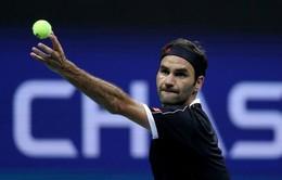 Roger Federer vượt qua Sumit Nagal tại vòng 1 Mỹ mở rộng