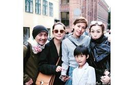 Diva Trịnh Tú Văn không nghĩ mình sẽ thành công trong vai trò làm mẹ