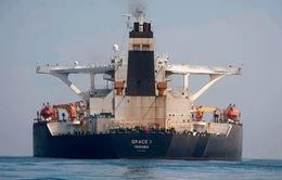 Iran bán tàu chở dầu Grace 1