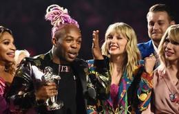 VMAs 2019: Giành giải Video của năm, Taylor Swift lên tiếng về quyền bình đẳng