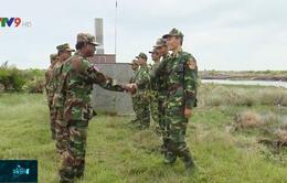 Xây dựng biên giới Việt Nam - Campuchia hữu nghị