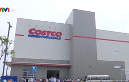 Siêu thị Costco thu hút khách hàng tại Trung Quốc