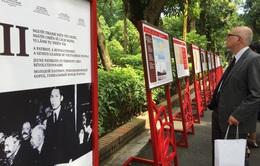 Cuộc đời và sự nghiệp Hồ Chí Minh từ tài liệu lưu trữ Việt Nam và quốc tế