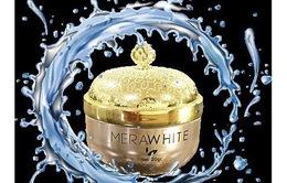Sản phẩm Merawhite làm mờ nám an toàn, hiệu quả, tăng cường làn da khỏe cho phụ nữ Việt