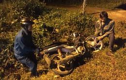 Xe máy tông liên hoàn ở Gia Lai, 5 người thương vong