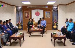 Chủ tịch Quốc hội Nguyễn Thị Kim Ngân thăm tỉnh Udon Thani, Thái Lan