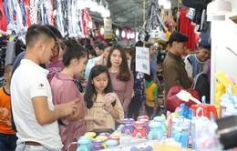 Tưng bừng Hội chợ Khuyến mại tại TP. HCM