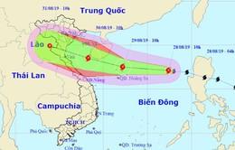 Bão số 4 có khả năng đổ bộ vào khu vực Thanh Hóa - Quảng Bình