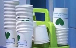Bệnh viện chung tay hạn chế rác thải nhựa