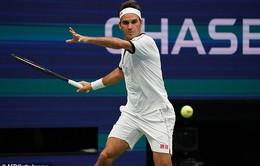 Mỹ mở rộng 2019: Roger Federer giành chiến thắng trước Damir Dzumhur sau 4 set