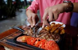 Cắt giảm calorie trong khẩu phần ăn từng bữa giúp giảm cân hiệu quả