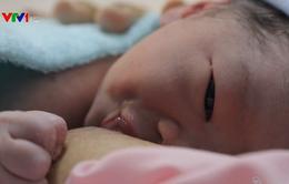 """28 bệnh viện triển khai mô hình """"nuôi con bằng sữa mẹ"""""""