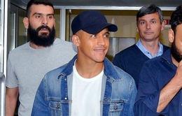 """Fan Inter Milan """"phát cuồng"""" trước thông tin Alexis Sanchez rời Man Utd"""