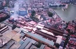 Tổng cục Môi trường khuyến cáo người dân xung quanh vụ cháy nhà máy Rạng Đông nên khám sức khỏe định kỳ