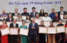 9 cá nhân thuộc Đài THVN được trao tặng danh hiệu Nghệ sĩ nhân dân, Nghệ sĩ ưu tú