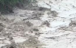 Mưa lũ gây thiệt hại nghiêm trọng tại huyện Mường Lát, Thanh Hóa