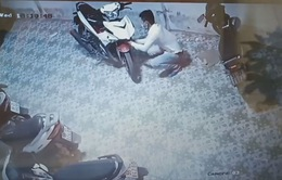 Triệt phá băng nhóm trộm xe tinh vi
