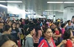 Hệ thống tàu điện ngầm ở Jakarta không bị ảnh hưởng bởi động đất