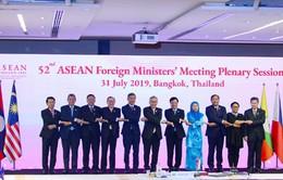 Nhiều kết quả tốt đạt được tại Hội nghị Bộ trưởng Ngoại giao ASEAN lần thứ 52