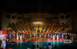Ảnh: Những khoảnh khắc ấn tượng trong Lễ khai mạc Giải bóng chuyền nữ Quốc tế VTV Cup Tôn Hoa Sen 2019