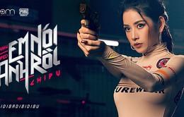 Chán ballad, Chi Pu trổ tài đọc rap trong MV mới